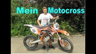 Mein Motocross Simon MX 46