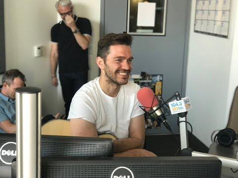 """Andy Grammer Talks About """"Give Love"""""""