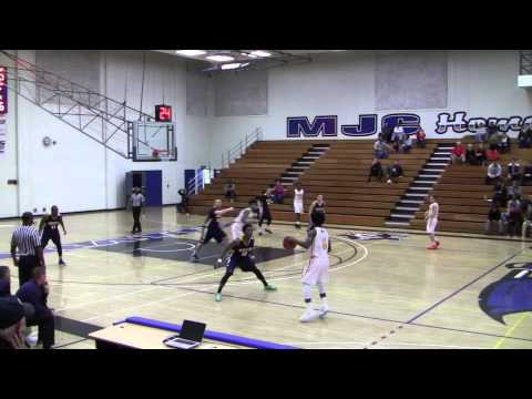 Mendocino College vs. Columbia College Men's Basketball FULL GAME 12/15/15