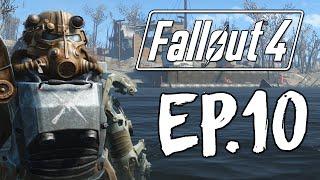 Fallout 4 - Очень Много Радиации 10