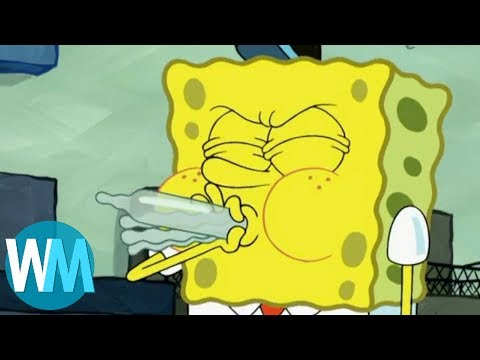 Top 10 Jokes Only Adults Will Get in SpongeBob SquarePants