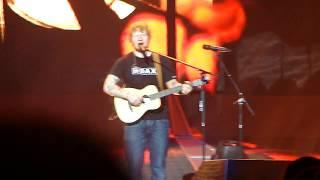 Perfect- Ed Sheeran @ Staples Center 8/10/17
