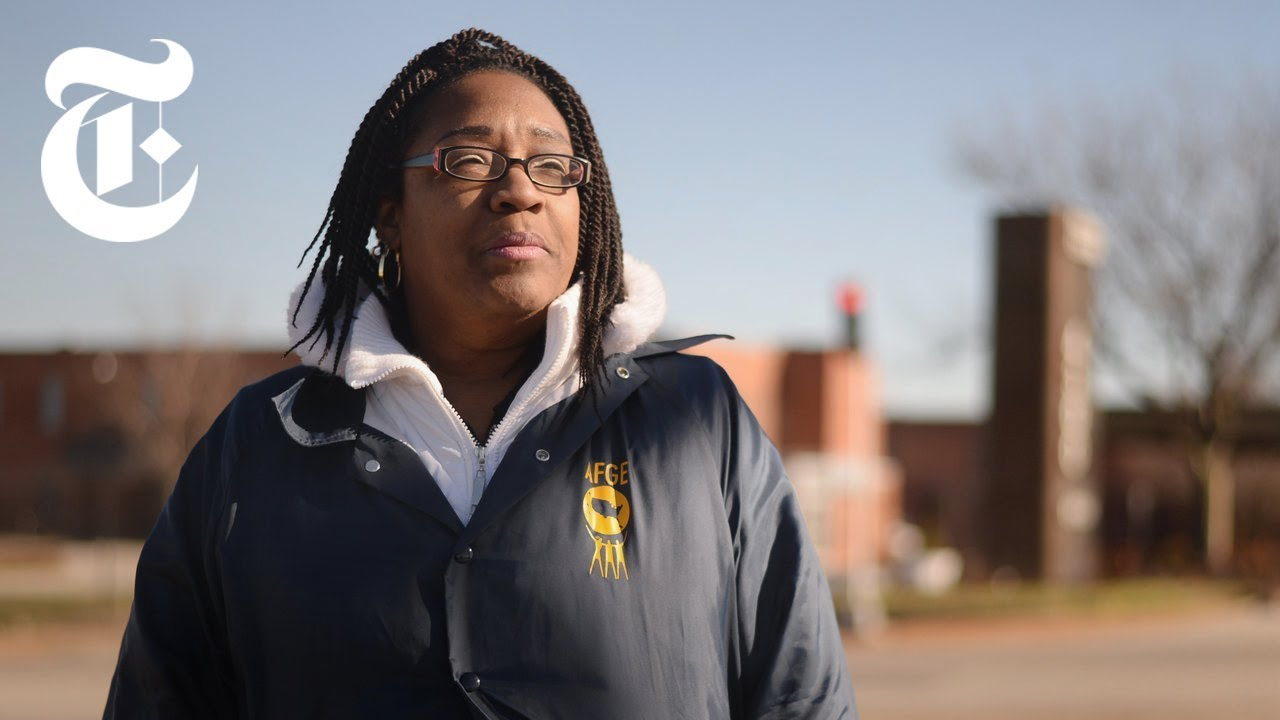 'We Want to Work': Federal Employees Brace for Hard Times | NYT News