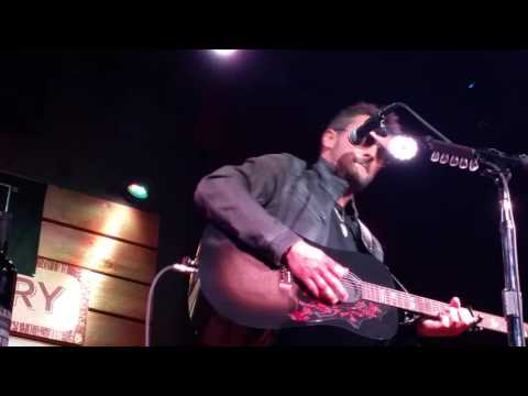 Eric Church - Carolina (10/27/2016) City Winery, Nashville, TN