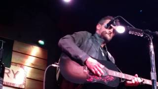 Eric Church - Carolina (10/27/2016) City Winery, Nashville, TN