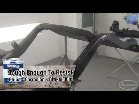 Chassis Paint - The Best Coating for Your Frame and Suspension - Eastwood
