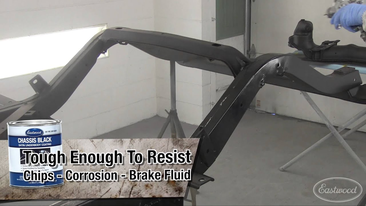 Chassis Paint The Best Coating For Your Frame And Suspension