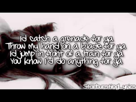 Ariana Grande - Grenade (Cover) Lyrics + DOWNLOAD