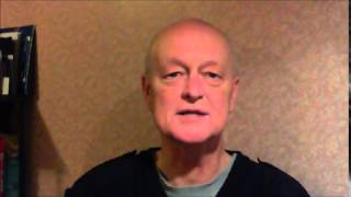 Andrew Barker Living & Dying With Cancer a short waffle nearly