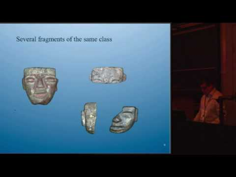 A machine learning approach for 3D shape analysis and recognition of archaeological objects