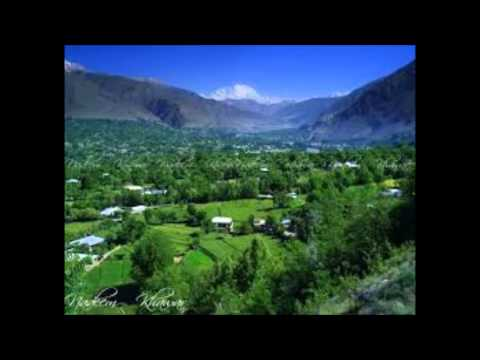 Chitral Video with pictures of the scenic valley.