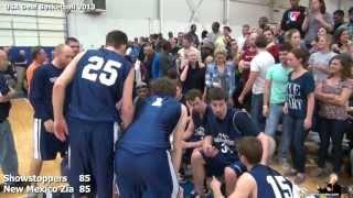 2013 USA Deaf Basketball #10