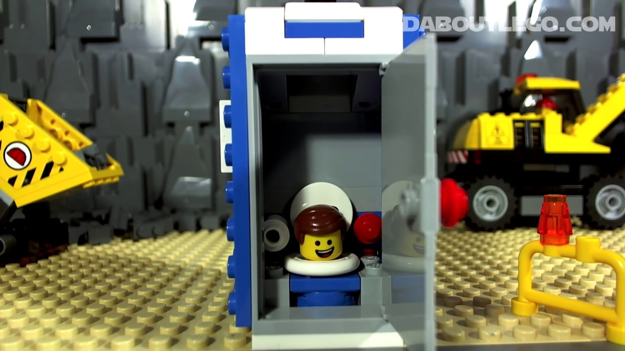 LEGO SERVICE TRUCK 60073 - YouTube