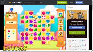 Candy rain 5 Similar al Candy Crush Juego Gratis PC