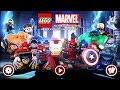LEGO Marvel Super Heroes Demo Gameplay Xbox One