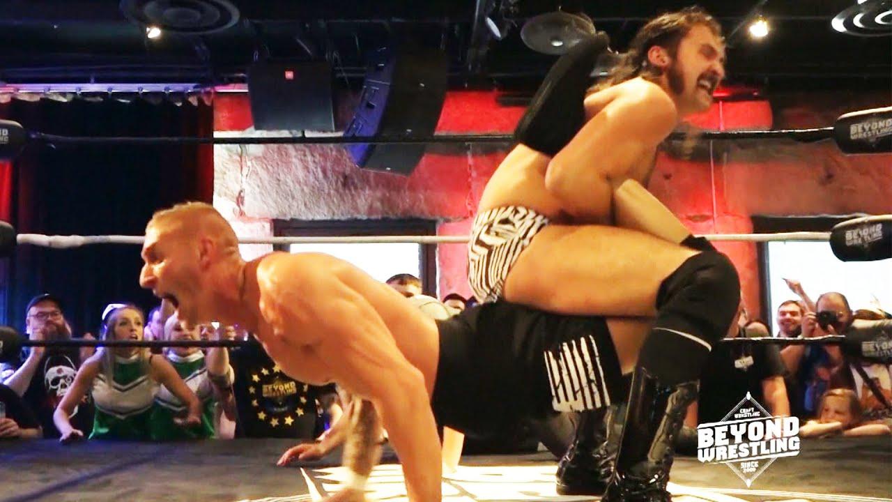 [Free Match] Anthony Greene with Platinum Hunnies vs. Kenn Doane | Beyond Wrestling (WWE NXT EVOLVE)