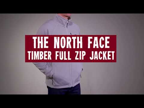 b6bcae6ef The North Face Men's Timber Full Zip Jacket