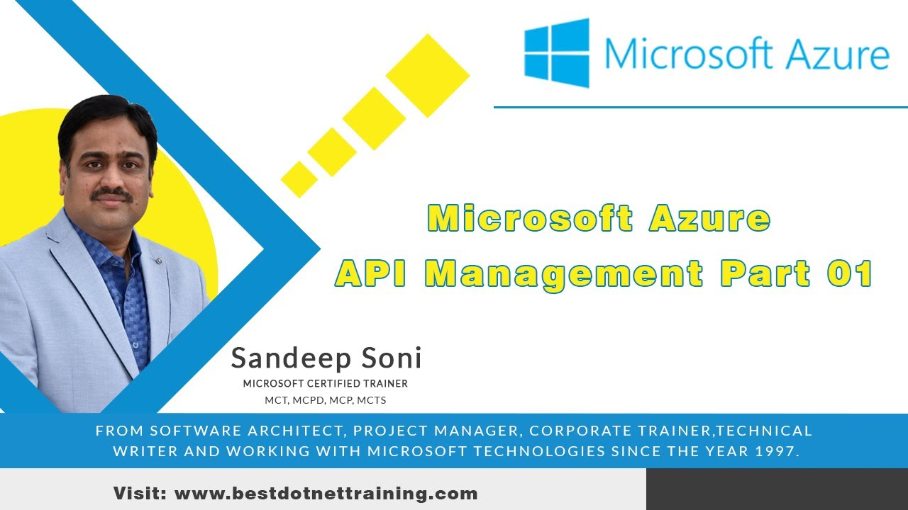 Microsoft Azure Api Management Part 01 Microsoft Azure Webinar