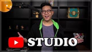 How to Build a YouTube Gaming Studio | Studio Tour 🍊