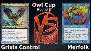 Grixis Control vs Merfolk (Live)
