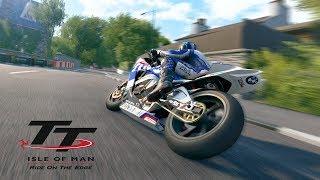 Découverte   TT Isle of Man   Des courses spectaculaires !