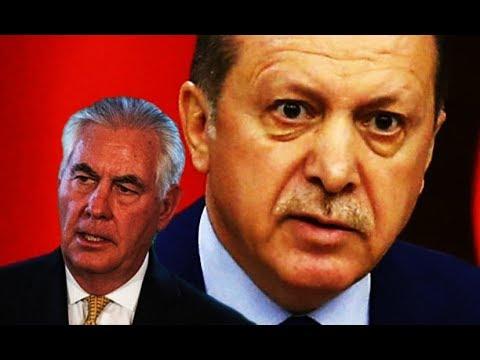 Can Tillerson prevent war w/ Turkey?