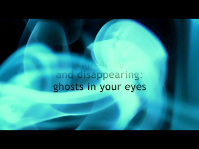 Ghosts in Your Eyes