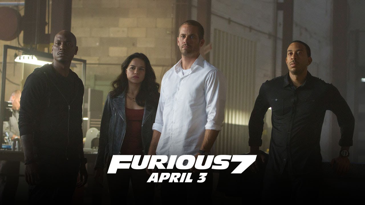furious 7 in theaters