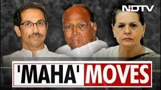 Uddhav Thackeray, Sonia Gandhi Phone Call Amid Maharashtra Talks: Sources