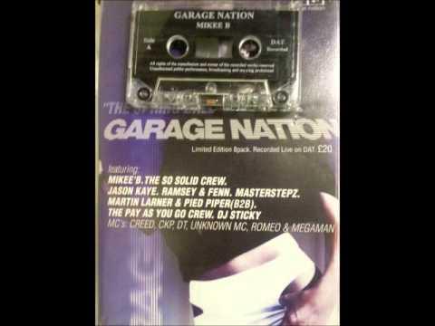 Mikee B - Garage Nation 2001
