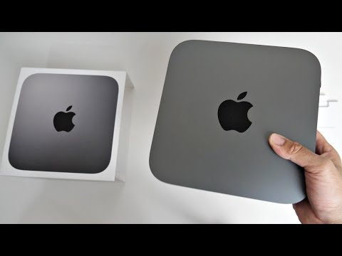 Why I Bought The Apple Mac Mini 2018 In 2020!