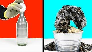 5 Experimente die extrem gefährlich sind!