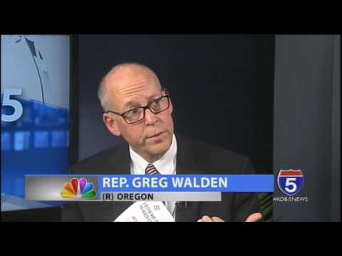 Five on 5 - Representative Greg Walden - (R) Oregon