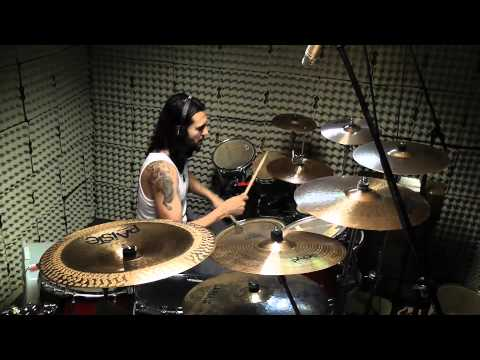 Strength Beyond Strength (PANTERA) - Drumming cover by Cris