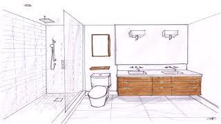House Floor Plans Jack And Jill Bathroom - Gif Maker  DaddyGif.com (see description)