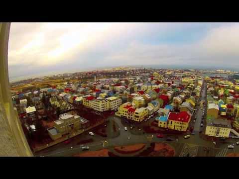 Hallgrímskirkja - The Church of Iceland