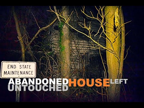 Thumbnail: ABANDONED HOUSE LEFT UNTOUCHED FOR 50 YEARS!!!