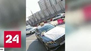 Озверевшая свадьба: за что веселые гости избили водителя на глазах его детей - Россия 24