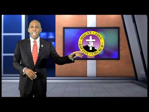 "Mount Zion Baptist Church Nashville ""Dream Center"" Video THE MASTER PLAN"