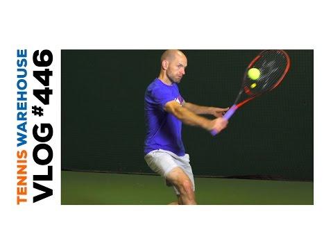 Tennis Racquet Swingweight Explained - VLOG #446