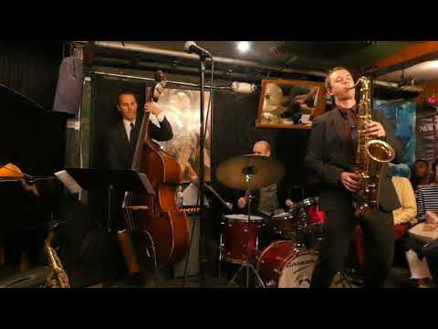 The Will & Peter Anderson Quintet @ Smalls Jazz Club, New York City Part I. Sep.9 2017.