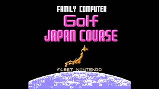 The Best of Retro VGM #1784 - Family Computer Golf: Japan Course (FDS) - Main BGM