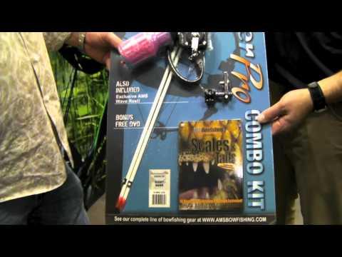 AMS Bowfishing Retriever Pro Combo Kit Review