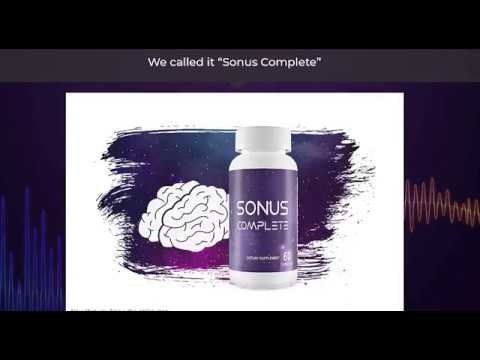 sonus-complete-for-tinnitus---does-this-supplement-by-gregory-peters-work?-my-honest-review