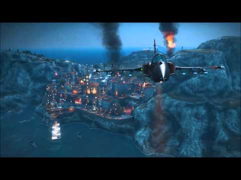 My just cause 3 trailer WNH