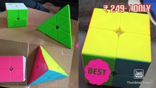 Speed Cube QiDi s Unboxing &am…