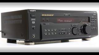 AV Ресивер Sony STR DE 445