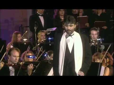 A Night in Tuscany  Andrea Bocelli