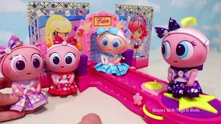 Huge Distroller Haul ! Toys and Dolls Fun for Kids with New Toy Babies & Mini Nerlie Baby Doll Play