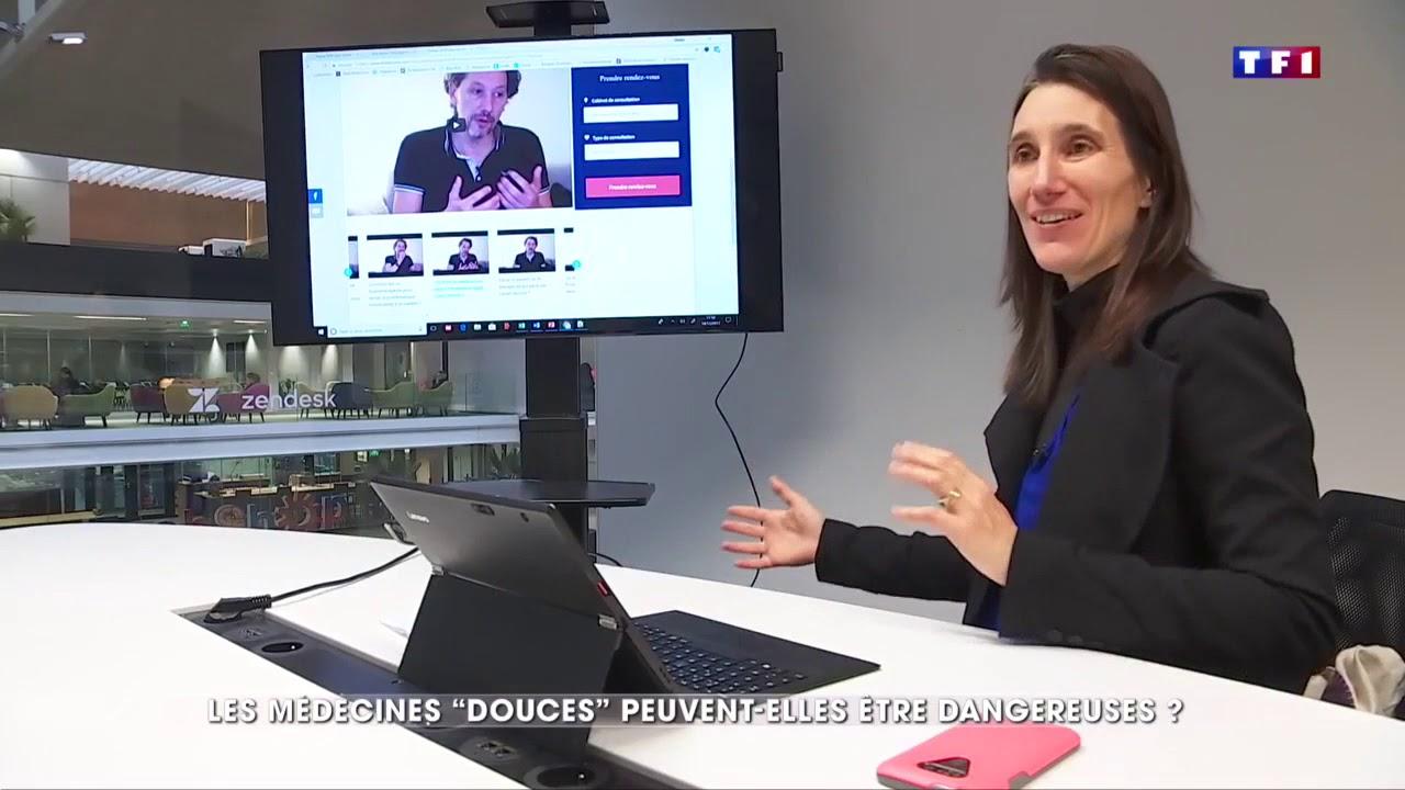 Solange Arnaud, CEO de Medoucine au 20h